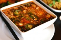 Tom Yum also known as Thai Gumbo